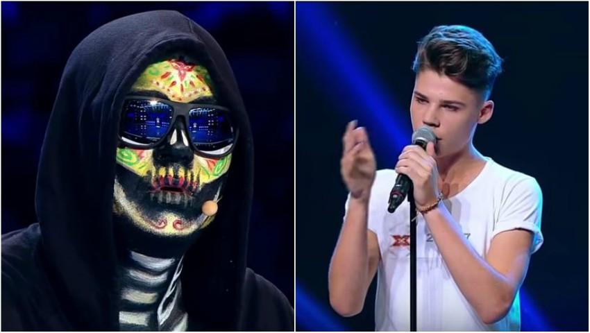 """Foto: Cristian Porcari a revenit la ,,X Factor"""" pregătit să câștige marele premiu! Vezi cum i-a cucerit pe jurați"""