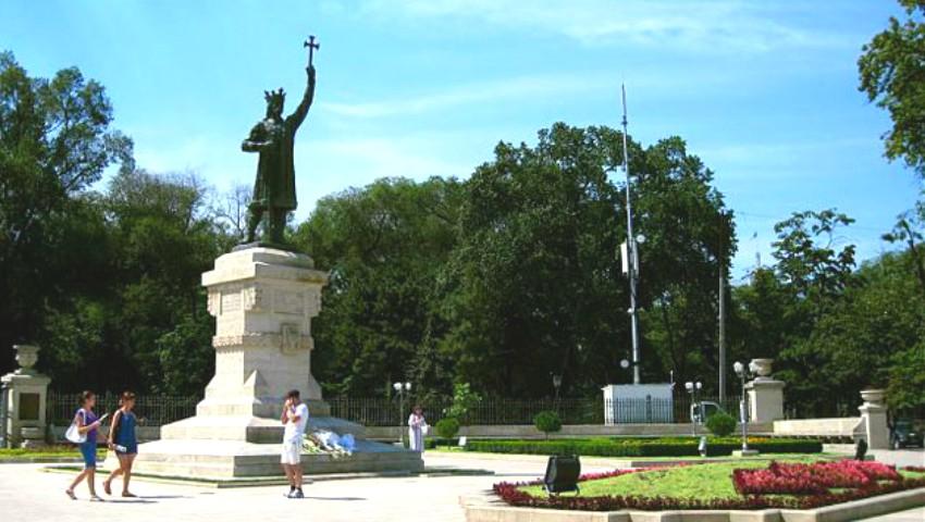 Foto: La mulți ani, Chișinău!