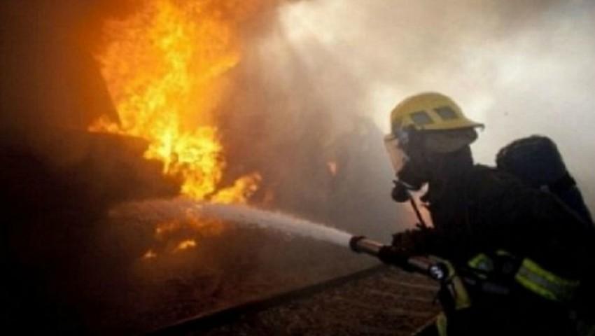 Un incendiu a izbucnit într-o cafenea din centrul Capitalei. Foto