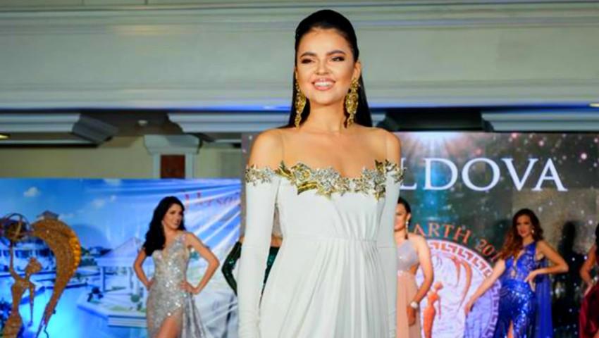""",,Miss Earth 2018""""! Reprezentanta Moldovei, Dumitriţa Izbişciuc, se află pe primul loc în topul preferințelor internauţilor!"""