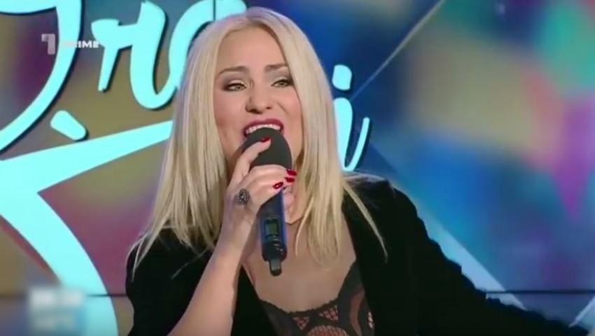Foto: Nelly Ciobanu a lansat o piesă nouă!