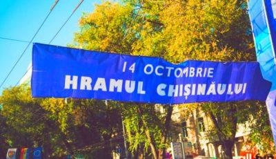 Vezi cum va circula transportul public de Hramul oraşului Chişinău!