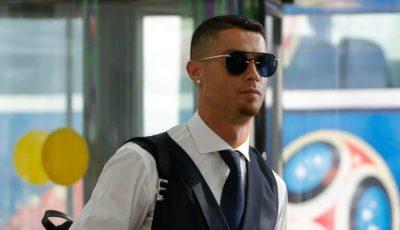 Cristiano Ronaldo a purtat un ceas de 2 milioane de euro. Cum arată bijuteria