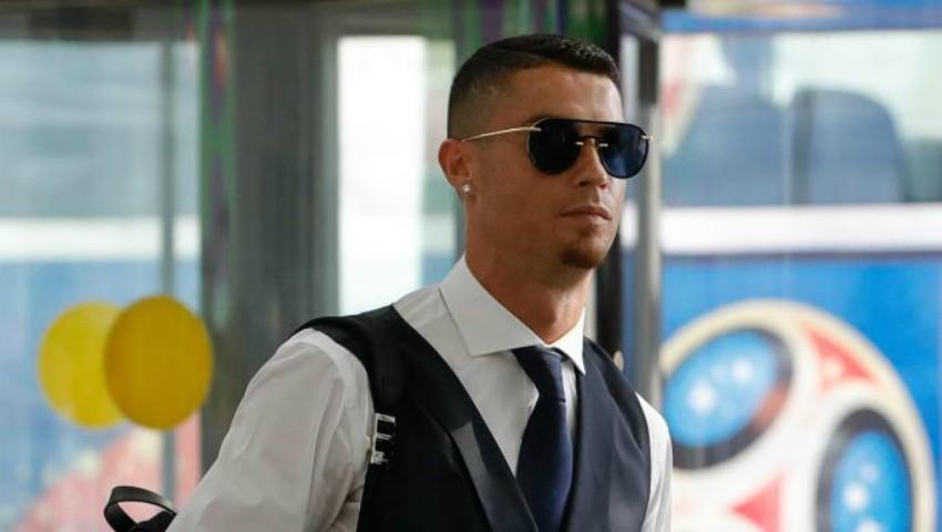 Foto: Cristiano Ronaldo a purtat un ceas de 2 milioane de euro. Cum arată bijuteria