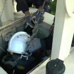 Foto: Video. Un bărbat din Grătiești a fost scos dintr-o fântână, de la 9 metri adâncime