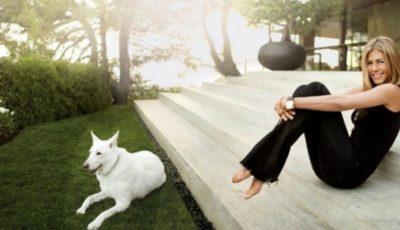 Cum arata casa lui Jennifer Aniston?