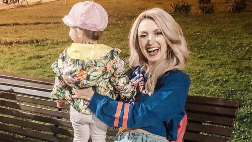 Foto: Andreea Bălan este însărcinată cu al doilea copil