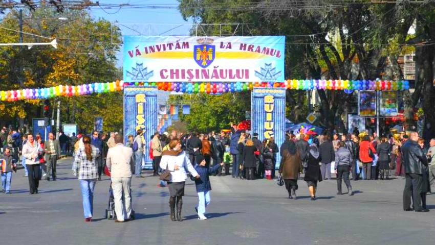 Foto: Vezi programul manifestărilor dedicate Hramului oraşului Chişinău!