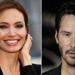 Foto: Angelina Jolie și Keanu Reeves, cel mai nou cuplu de la Hollywood?
