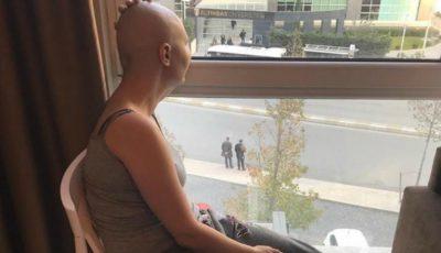 Ludmila a învins cancerul și se întoarce sănătoasă acasă la fetița ei!