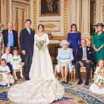 Foto: Fotografiile oficiale de la nunta Prințesei Eugenie!