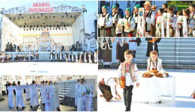 Chișinăul sărbătorește Hramul Orașului! Vezi imagini de la inaugurarea sărbătorii
