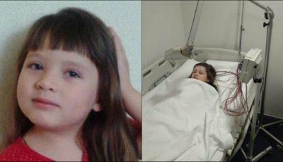 Ajut-o pe Evelina să învingă cancerul!