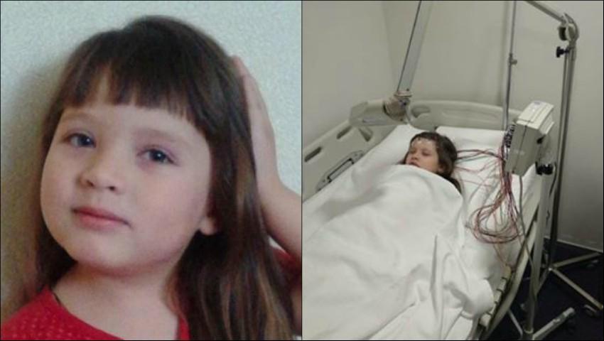 Foto: Ajut-o pe Evelina să învingă cancerul!