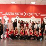 """Foto: Irina Bivol: """"Unica Sport știe să nu se plafoneze, este în continuă mișcare și schimbare!""""  O nouă sală, acum și în Elat"""
