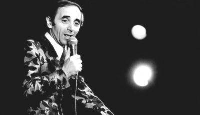 Charles Aznavour, legenda muzicii franceze s-a stins din viață