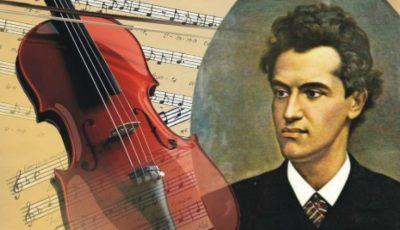 Astăzi, se împlinesc 165 de ani de la nașterea compozitorului Ciprian Porumbescu