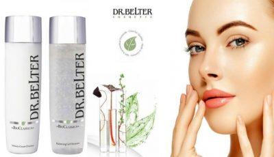 DR.BELTER Cosmetic – tradiție, inovație și calitate germană a produselor destinate îngrijirii faciale și corporale!