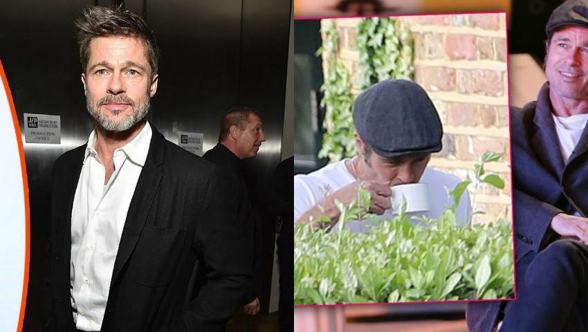 Foto: Bombă la Hollywood. Brad Pitt ar fi într-o relație cu o femeie pasionată de spiritism