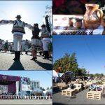 Foto: Moldovenii sărbătoresc Ziua Națională a Vinului! Poze din PMAN