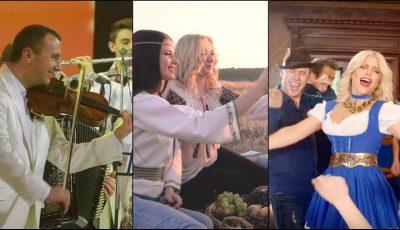 Muzică și voie bună – cinci melodii alese care cântă vinul!