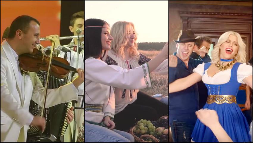 Foto: Muzică și voie bună – cinci melodii alese care cântă vinul!