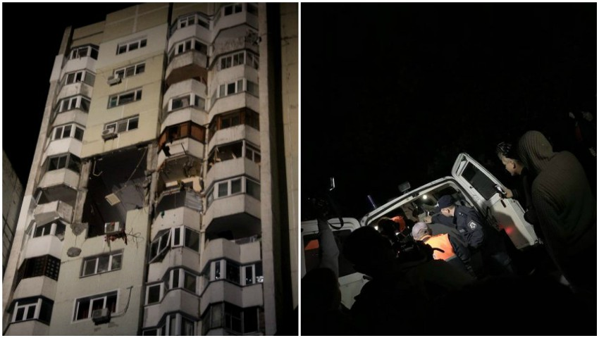 Foto: Te iau fiorii! Cum arată obiectul care a condus la explozia din sectorul Rîșcani: 4 etaje distruse, 3 morți și 9 răniți