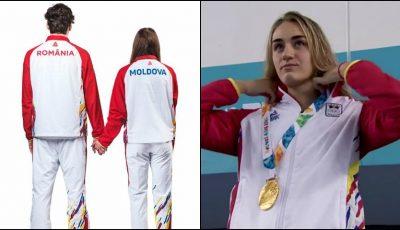 Sportivii României şi ai Republicii Moldova au concurat cu echipamente identice la Jocurile Olimpice de Tineret