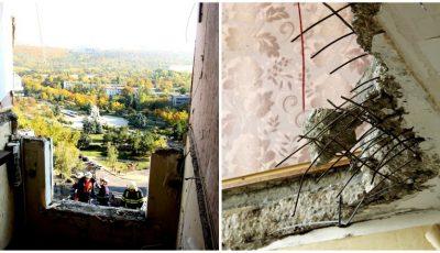 Video. Salvatorii au finalizat lucrările la etajele afectate de deflagrație