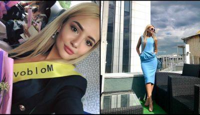 Modelul Lidia Cebotari va deveni imaginea unei companii de cosmetice în China!