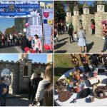 Foto: În centrul Chișinăului e sărbătoare! Cum petrec moldovenii de Hramul Capitalei
