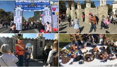 În centrul Chișinăului e sărbătoare! Cum petrec moldovenii de Hramul Capitalei