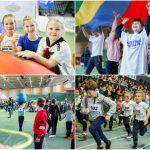 """Foto: Circa 1000 de copii s-au prins în Cursa Bunătăţii la evenimentul """"Maratonul Copiilor"""", organizat de Misiunea Socială Diaconia!"""