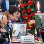 Foto: Doliu în Crimeea. Victimele tragediei din Kerchi au fost înmormântate. (Foto/Video)