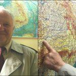 Foto: Un gest impresionant în Anul Centenarului! Un octagenar originar din Bălți va parcurge pe jos distanța de 600 de km, până la Alba Iulia