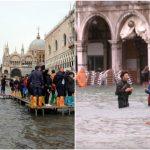 Foto: Inundații devastatoare în Italia. Cel puțin 8 oameni au decedat