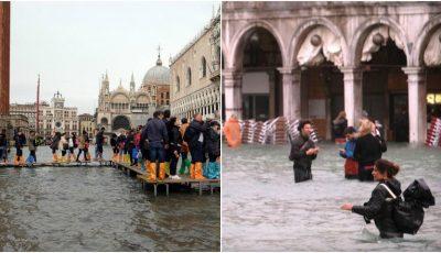 Inundații devastatoare în Italia. Cel puțin 8 oameni au decedat