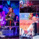 Foto: Concert extraordinar susținut la București! Peste 15.000 de spectatori i-au aplaudat în picioare pe Frații Advahov!