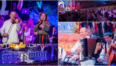 Concert extraordinar susținut la București! Peste 15.000 de spectatori i-au aplaudat în picioare pe Frații Advahov!