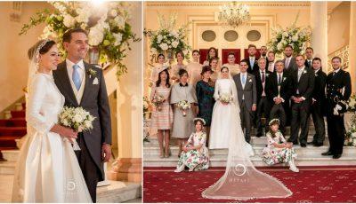 Fotografii oficiale de la nunta nepotului Regelui Mihai al României