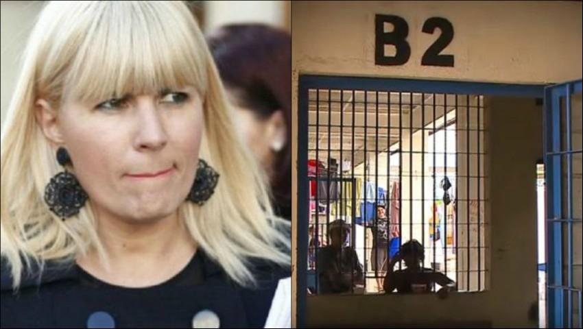 Foto: Imagini din închisoarea unde se află Elena Udrea, reţinută în Costa Rica