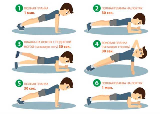 Exercitii pentru abdomen plat | Slabeste burta de acasa | NutriFitUp
