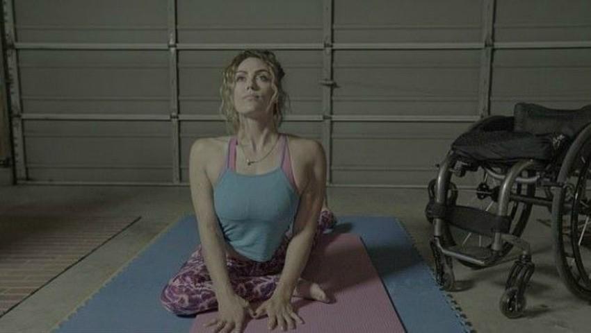 Foto: Lecția de voință a unei femei paralizate după accident, care a devenit un model de fitness de succes