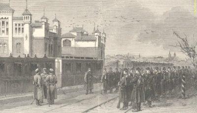 Imagini inedite! Cum arăta orașul Chișinău acum 100 de ani