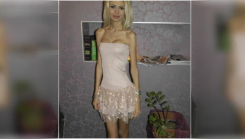 Foto: Flavia Apostol, prezentatoarea anorexică, s-a căsătorit. Imagini de la nuntă