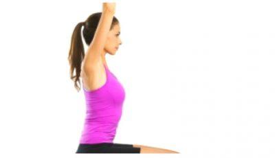 Efectuează acest exercițiu zilnic, pentru a menține sănătatea coloanei vertebrale mulți ani înainte
