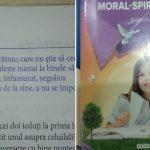 Foto: Greșeală inadmisibilă descoperită de către un tânăr, în manualul pentru clasa I