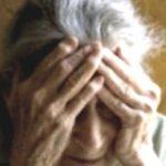 Foto: O bătrânică de peste 100 de ani a avut o singură zi fericită în întreaga viață