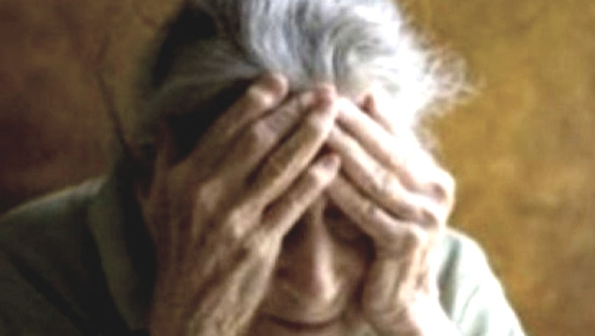 O bătrânică de peste 100 de ani a avut o singură zi fericită în întreaga viață
