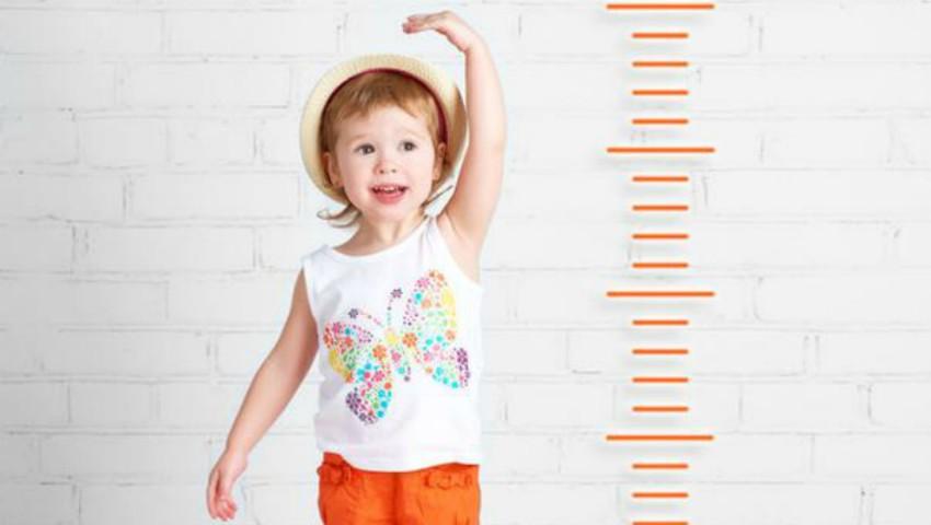 Foto: Cum să calculezi cât de înalt va crește copilul tău?